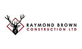 Raymond Brown Construction Ltd Logo