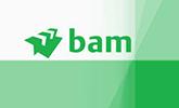 BAM Construction Logo